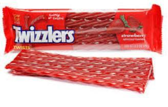 Twizzlers Strawberry - 2.5 oz - 36CT