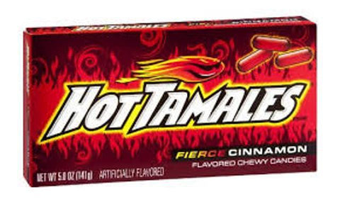 Hot Tamales  - 5 oz - 12CT