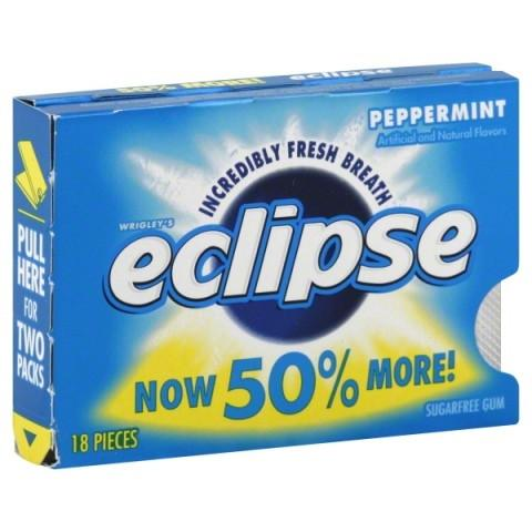Eclipse Sugar Free Peppermint - 12CT