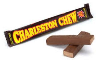 Charleston Chew Chocolate - 1.87 oz - 24CT