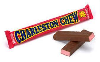 Charleston Chew Strawberry - 1.87 oz - 24CT