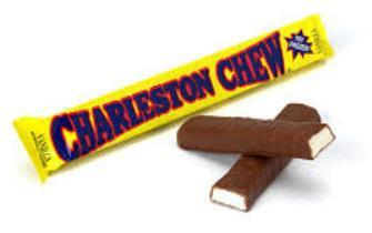 Charleston Chew Vanilla - 1.87 oz - 24CT
