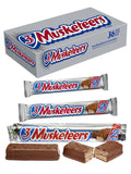 3 Musketeers Bar King Size - 3.28 oz - 24CT