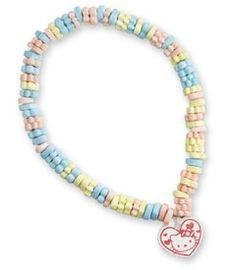 Hello Kitty Candy Necklace - 12CT