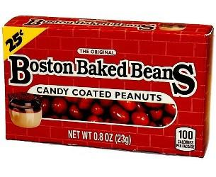 Boston Baked Beans - 25 Cent - 24CT