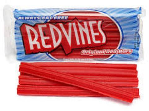 Red Whips - 2.5 oz - 24CT