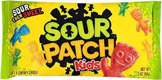 Sour Patch Kids - 2 oz. - 24CT