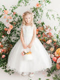 Cutie Flower Girl Dress - #5704