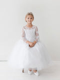 Cutie Flower Girl Dress - #5705