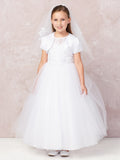 Cutie Flower Girl Dress - #5747LONG