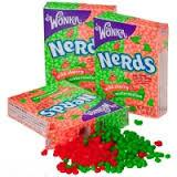 Nerds Candy Doubles - Watermelon & Cherry - 36CT