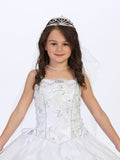 Cutie Flower Girl Veil - #794