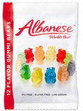 Albanese Gummy Bears 12 Flavor - 5 oz - 12CT