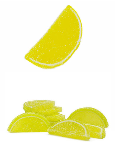 Albanese Lemon Fruit Slices - 4.5lbs