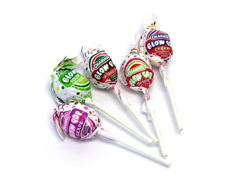 Miscellaneous Assorted Blow Pops - 33lbs