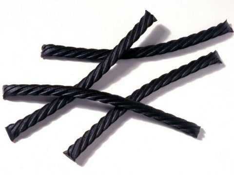 Kennys Black Juicy Twists - 1lbs