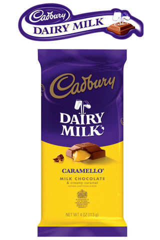 Cadbury Caramello Bar - 4oz 14ct