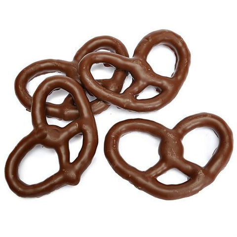 Sixlets Chocolate Covered Pretzels - 15lbs