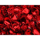 Primrose Foil Fruit Buttons Cherry - 32lbs