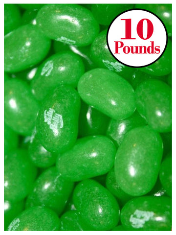 Jelly Belly Green Apple - 10Lbs