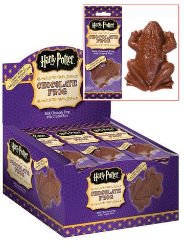 Harry Potter Chocolate Frog - 24ct