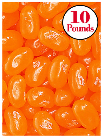 Jelly Belly Sunkist Tangerine - 10Lbs