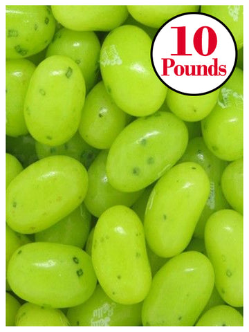 Jelly Belly Juicy Pear - 10Lbs