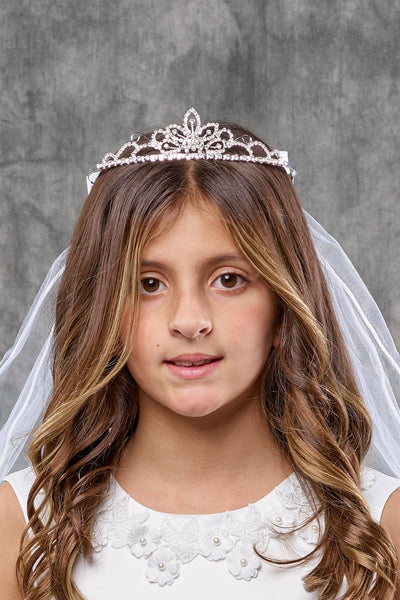 Princess Crown Veil