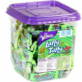 Wonka Laffy Taffy Watermelon - 145pc Tub