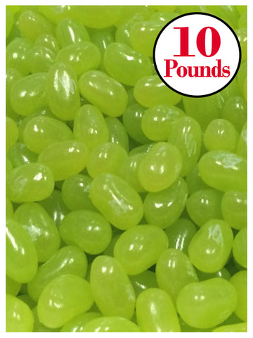 Jelly Belly Lemon Lime - 10Lbs