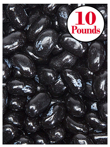Jelly Belly Licorice - 10Lbs