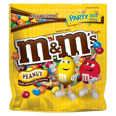 M&M'S Peanut - 42oz Bag