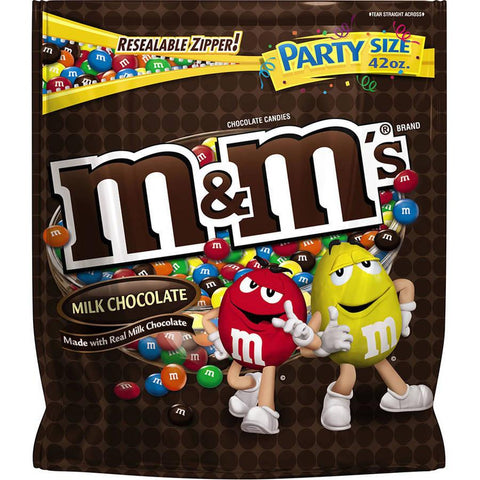 M&M'S Milk Chocolate - 42oz Bag