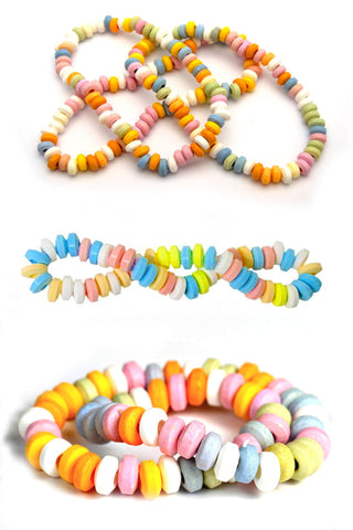 Candy Necklace Unwrapped - 5lbs