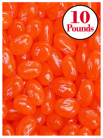 Jelly Belly Orange Crush - 10Lbs