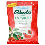 Ricola Cherry Honey - 12CT