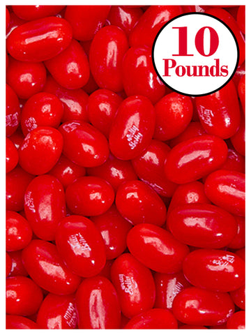 Jelly Belly Red Apple - 10Lbs