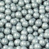 Sixlets Shimmer Silver - 10lbs