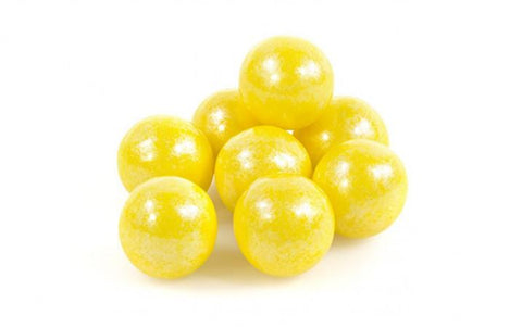 Sixlets Shimmer Yellow - 10lbs