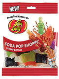 Jelly Belly Soda Pop Shoppe Gummi Bottles  - 12ct
