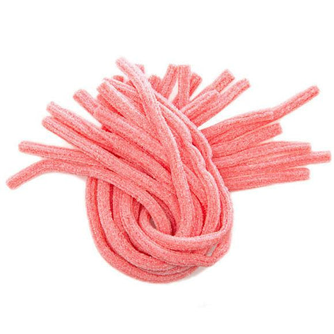 Sour Power Straws Pink Lemonade - 200ct