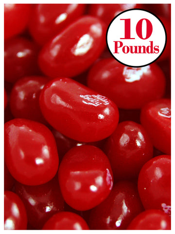 Jelly Belly  Very Cherry - 10Lbs