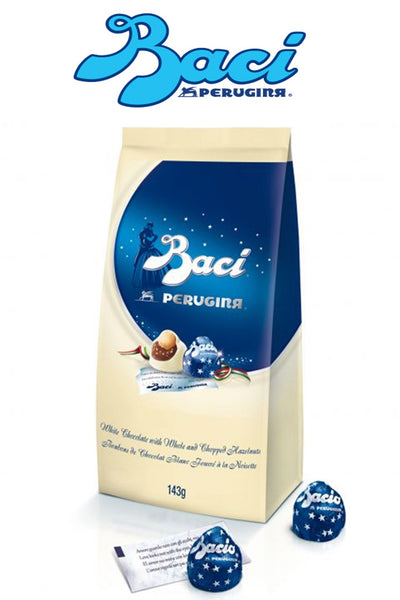 Baci White Chocolate - 5oz 12ct