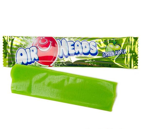 AirHeads - Green Apple - 36CT