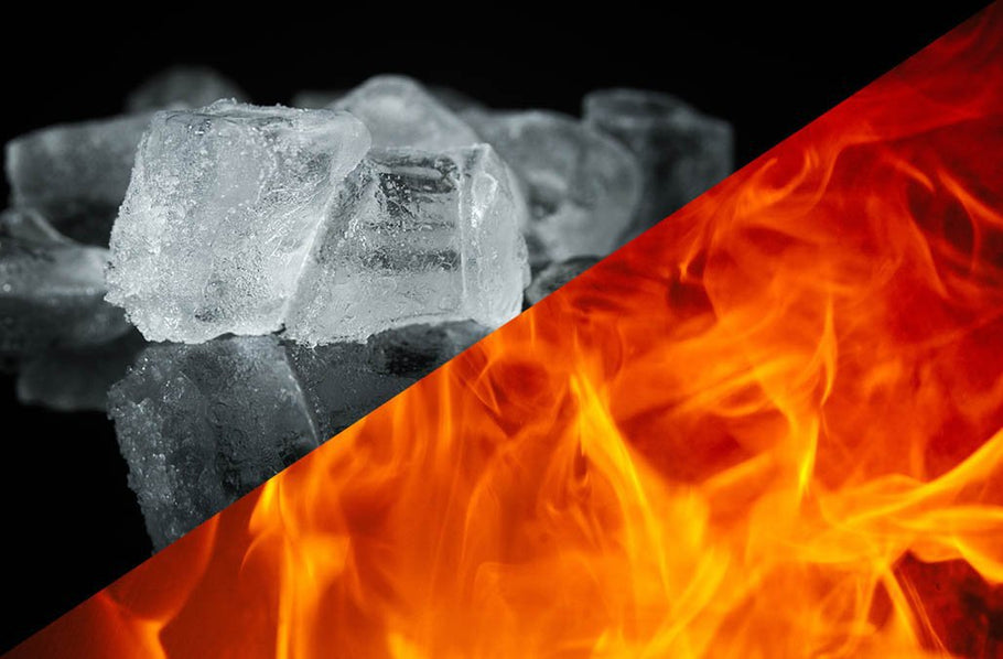 Heat And Ice? Which is Better For Tennis Elbow?Heat Ice Tennis Elbow