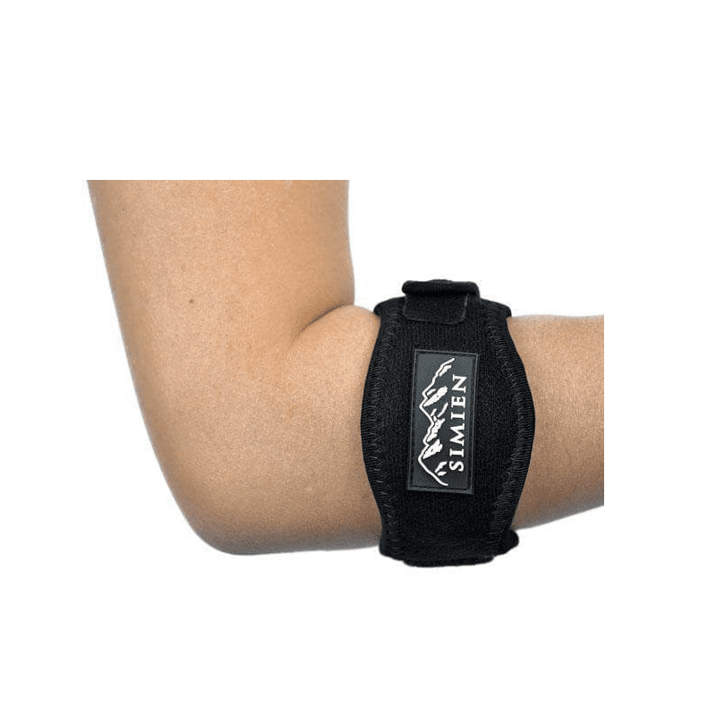 simien tennis elbow brace close-up