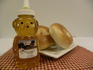 "Dutch Country Pure Natural Honey - 12 Oz ""Bear"" Squeeze Bottle"