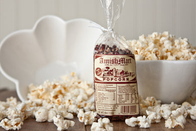 Crimson Red Popcorn 4 oz. Single Serving Bag