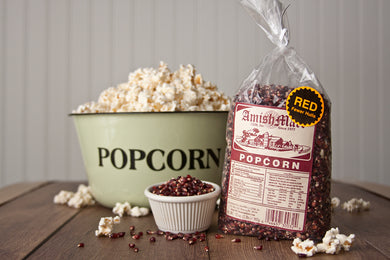 Gourmet Crimson Red Popcorn 2lb.