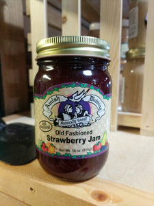 Amish Wedding 18oz Strawberry Jam